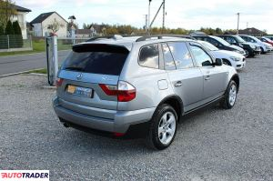BMW X3 2008 2 177 KM