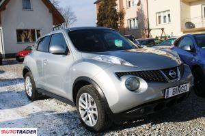 Nissan Juke - zobacz ofertę