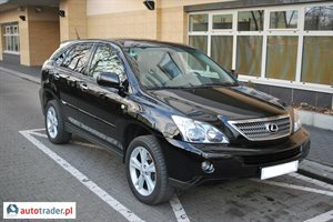 Lexus RX 2008 3.3 272 KM