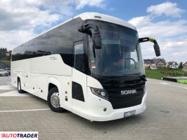 Scania TOURING HIGER  HD