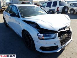 Audi A4 2015 2