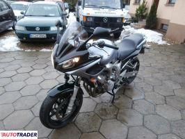 Yamaha FZ 2008