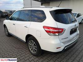 Nissan Pathfinder 2013 2.5 230 KM