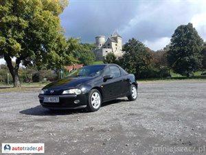 Opel Tigra 1.6 1998 r. - zobacz ofertę