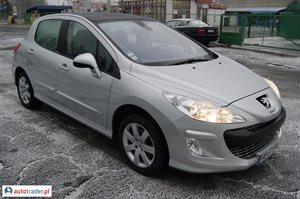 Peugeot 308, 2010r. - zobacz ofertę