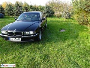 BMW 730, 1997r. - zobacz ofertę