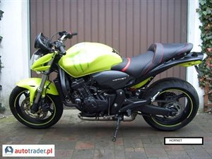 Honda Hornet 2009