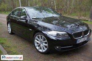 BMW 535 3.0 2010 r. - zobacz ofertę
