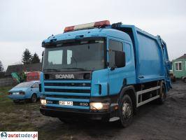 Scania P 94 Śmieciarka 2000r. - zobacz ofertę