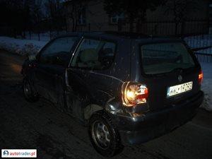 Volkswagen Polo 1996 1