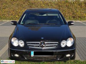 Mercedes CLK 3.0 2006 r. - zobacz ofertę