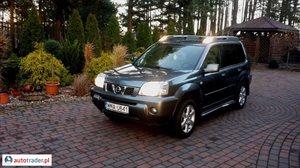 Nissan X-Trail 2.2 2006 r. - zobacz ofertę