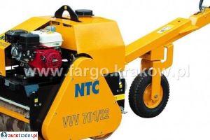 NTC walec kierowany VVV701/22 z kołem manewrowym - zobacz ofertę
