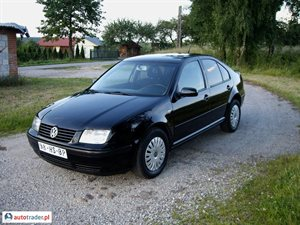 Volkswagen Bora 1.9 2001 r. - zobacz ofertę