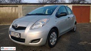 Toyota Yaris 1.0 2011 r.,   26 500 PLN