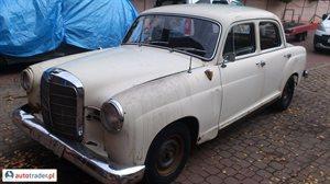 Mercedes W-201 (190) 1.9 1959 r. - zobacz ofertę