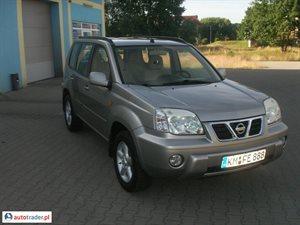 Nissan X-Trail 2.2 2003 r. - zobacz ofertę