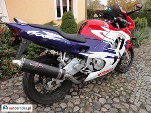 Honda CBR 600 1998 r.,   6 199 PLN