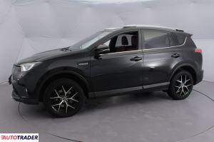 Toyota RAV 4 2016 2.5 197 KM