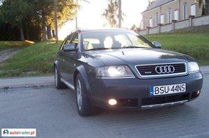 Audi A6 Allroad 2.5 2001 r. - zobacz ofertę