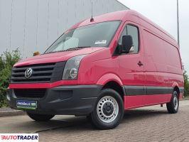 Volkswagen Crafter - zobacz ofertę