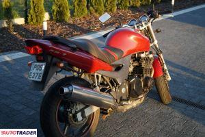 Kawasaki ZR 2002