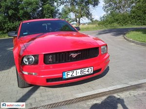 Ford Mustang 4.0 2006 r. - zobacz ofertę