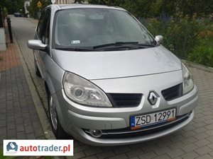 Renault Scenic 2007 1.9 131 KM