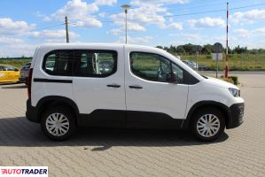Peugeot Pozostałe 2020 1.2 110 KM