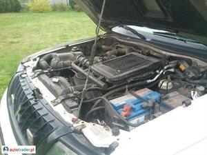 Mitsubishi Pajero 2003 2.5 115 KM