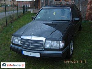 Mercedes W124 2.6 1992 r. - zobacz ofertę