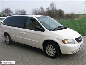 Chrysler Town & Country 3.8 2001 r. - zobacz ofertę