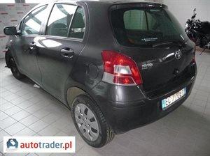 Toyota Yaris 1.0 2010 r.,   12 500 PLN