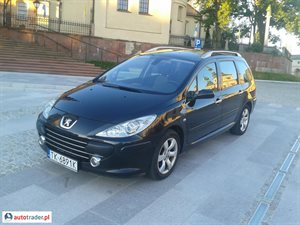 Peugeot 307 1.6 2008 r. - zobacz ofertę