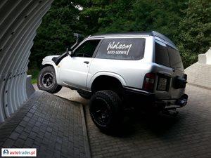 Nissan Patrol 1999 2.8 129 KM