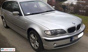 BMW 325, 2001r. - zobacz ofertę
