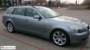 BMW 530 2005 3.0 218 KM