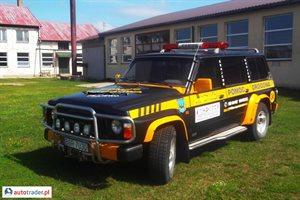 Nissan Patrol 2.8 1993 r. - zobacz ofertę
