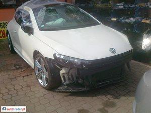 Volkswagen Scirocco 2.0 2011 r. - zobacz ofertę