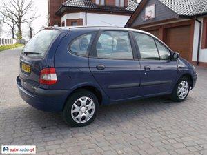 Renault Scenic 2002 1.9 90 KM