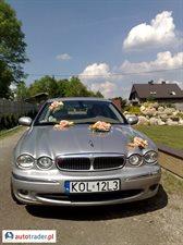 Jaguar X-Type 2003 r. - zobacz ofertę