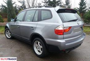 BMW X3 2007 2 150 KM