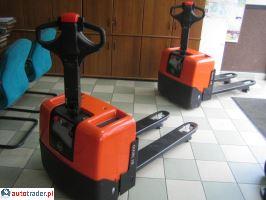 BT  wózek magazynowy- widłowy BT LWE 130 2013r. - zobacz ofertę