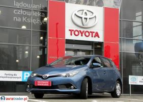 Toyota Auris 1.6 2015r. - zobacz ofertę