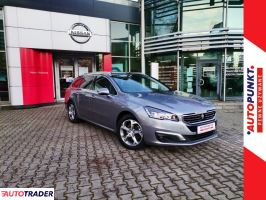 Peugeot 508 - zobacz ofertę