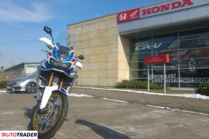Honda CRF 2018