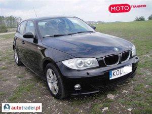 BMW 120 2004 2.0 150 KM