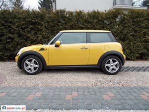 Mini Cooper 2007 95 KM