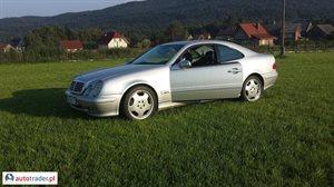 Mercedes CLK 2.0 2000 r. - zobacz ofertę