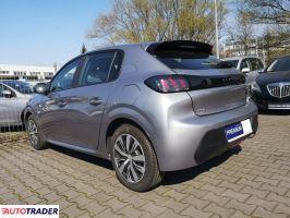 Peugeot 208 2020 1.2 75 KM